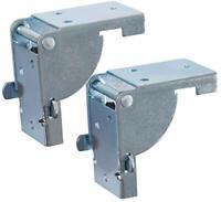 Häfele Klappbeschlag klappbar Klapptischbeschläge für Tische & Bänke 38 x 38 mm
