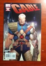 Cable #1 (Marvel, May 2008)