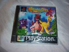 Dinomaster Party Sony Playstation 1 PS1 neuf sous blister envoi rapide et suivi
