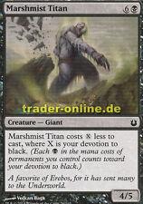 4x marshmist Titan (sumpfnebel-Titan) born of the Ilse Magic