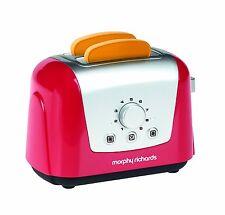 Casdon Morphy Richards Replica Toaster Pop-up Toast Role Play Kid Toy Nursery UK