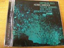 HERBIE HANCOCK EMPYREAN ISLES CD BLUE NOTE FREDDIE HUBBARD RON CARTER T WILLIAMS