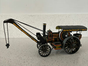 Boxed 80112 Corgi Steam Vintage Glory Fowler B6 Crane, Marstons Road Services