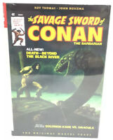 Savage Sword Of Conan Vol 2 Omnibus DM Starlin Cover New HC Hardcover New $125