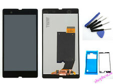 Full LCD Screen Touch Digitizer Assembly Fr Sony Xperia Z LT36i L36H C6603 Black