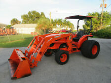 Kubota Mx4700 Diesel Tractor Loader 351 hrs Rear Hydraulics Flotation Turf Tires