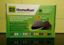Silicondust HDHomeRun Connect DUO TV-Tuner - Schwarz