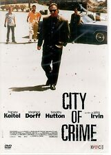 "DVD ""City Of Crime ""  John Irvin  NEUF SOUS BLISTER"