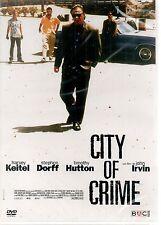 """DVD """"City Of Crime """"  John Irvin  NEUF SOUS BLISTER"""