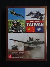 Next War: Taiwan by GMT Games 2014 mint in shrink