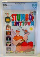 Stumbo Tinytown # 9 CBCS 9.0 1965 Harvey Comics Including Hot Stuff Stories