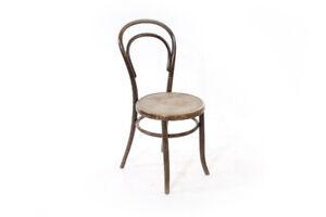 Alter Original Fischl Chair Coffee House Chair Old Vintage