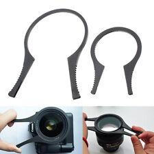 Kood Filter Wrench Spanner Camera Lens Filter Removal Tool 48-58mm 62-82mm Black