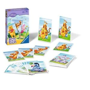 RAV81811 - Cards Game Of Drawing Animated Winnie the Pooh