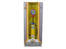 CADILLAC GASOLINE VINTAGE GAS PUMP CYLINDER 1/18 MODEL BY ROAD SIGNATURE 98692