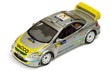 Peugeot 307 #19 Catalunya 2006 1:43 Model RAM239 IXO MODEL