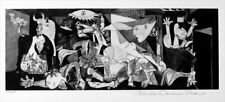 Pablo Picasso GUERNICA Limited Edition Signed Giclee 13 x 20