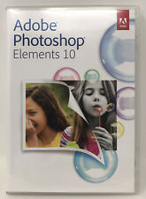 ADOBE PHOTOSHOP ELEMENTS 10 FOR WIN/MAC OS - COMPLETE!