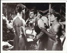 Anthony Perkins Henry Silva Green Mansions 1959 vintage movie photo 34319