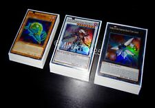 Yugioh Complete D/D/D Deck + Ultra Pro Sleeves! Tournament Ready! Link Ready!!!!