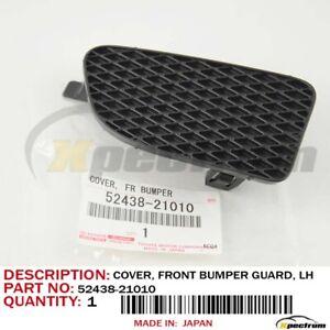05-10 SCION tC FACTORY OEM 52438-21010 FRONT (LH) BUMPER FOG LIGHT HOLE COVER