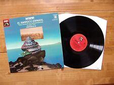 "LP EMI HMV 1C 065-30 942 Q QUADRO QUADROPHONIC ""El Barroco Español"" Hespèrion XX"