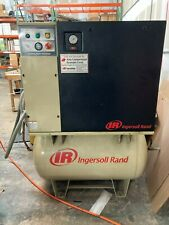 Ingersoll Rand Rotary Air Compressor 80gal 150w 25 Cfm