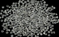Natural Loose Diamonds Round G-H Color I1-I3 Clarity 0.70 To 1.10 MM 50 Pcs NQ5