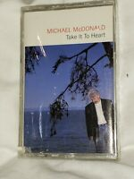 Take It to Heart by Michael McDonald Vocals Cassette May-1990 Reprise SEALED NEW