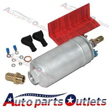 NEW Universal 0580254044  300LPH External Inline Fuel Pump Replacing