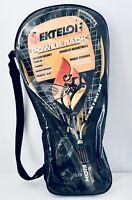 Ektelon Avenger Racquetball Racquet Power Pack Set, 2 Balls, Eye Guards New
