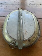 Indian War US Army Cavalry Pattern 1874 Meat Can Mess Kit 3rd Type - RARE #3