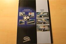 66471) Honda HRV HR-V- Cobra - Prospekt 03/1999