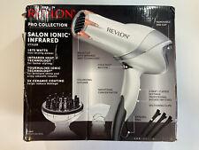 Revlon - 1875W - Infrared Hair Dryer with Hair Clips - Model RVDR5264