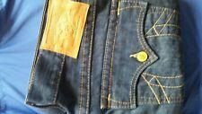 Brand New True Religion Men's Size 34 Blue Jeans
