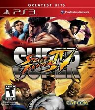 Super Street Fighter IV Greatest Hits PS3 NEW DISPATCH TODAY ALL ORDERS BY 2PM