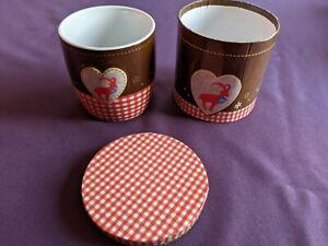 Die Spiegelburg porcelain handleless mug