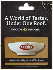 Cheap noodles and company gift card VALUE $100 40% OFF Only Today!!!