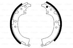 Bosch 0986487424 Rear Brake Shoe Set