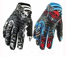 Fox Motocross and Off Road Gloves with Breathable