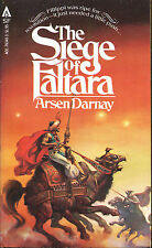 The Siege of Faltara by Arsen Darnay-1st Printing-1978-Boris Vallejo Cover