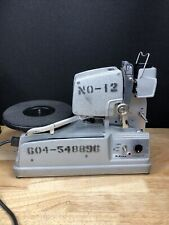 Vintage DuKane Micromatic Film Strip Projector Record Player 14A335A. JHC7