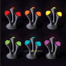 7 Farben ändern LED Boon Glo Balls Nachtlicht Leuchten Tischlampe Nachttisch Lampe