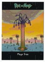 Cryptozoic Rick and Morty Season 1 Standee Chase Card Insert E1 Mega Tree