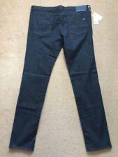"CERRUTI 1881 Men's 5-Pockets CMM Regular Straight Black Jeans, W36""-L34"", £195"
