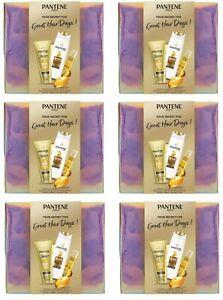 Pantene Great Hair Days Gift Set Repair Protect Shampoo Conditioner Oil Bag (6x)