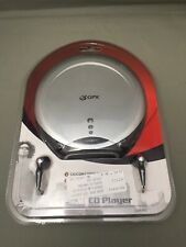 Gpx Cdp1807 Portable Compact Disc Cd Player Brand New Sealed