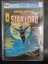 Marvel Preview #4 CGC 9.4