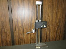 """24"""" / 600mm PRECISION DOUBLE BEAM ELECTRONIC HEIGHT GAGE #608B-029 ---new"""