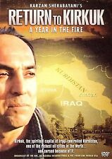 Return To Kirkuk: A Year In The Fire (DVD, Movie, Drama, 2007, Widescreen) New